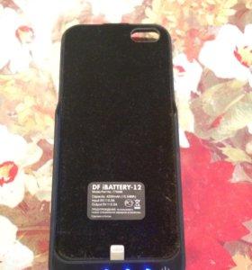 Беспроводное зарядное устройство для айфона 5/5s