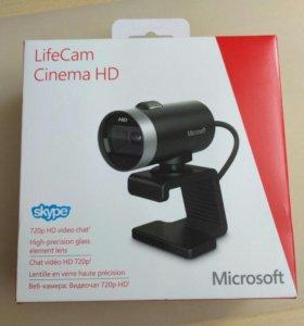 Microsoft Lifecam Cinema, 720p Hd (1280x720)