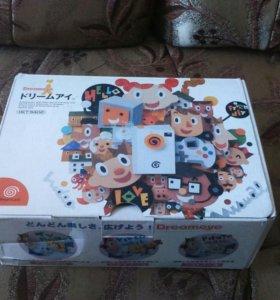 Sega Dreamcast dreameye