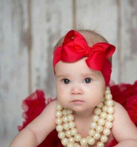 Повязочки для малышек