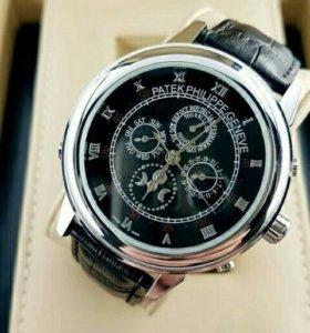 Мужские часы Patek Philippe Sky Moon Black.