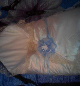 Конверт(одеяло) на выписку