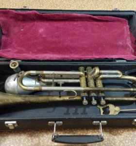 Труба (духовой музыкальный инструмент)