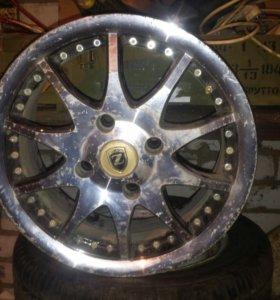 Литые диски Zumbo F171