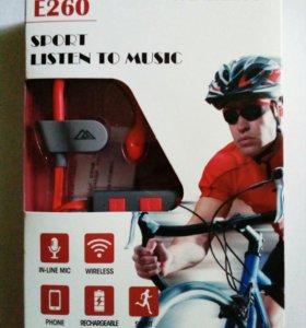 Наушники Bluetooth E260