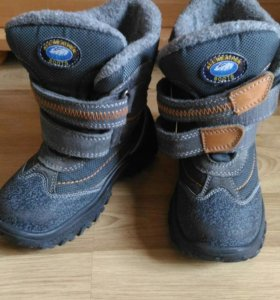 Зимние ботинки Капика 28 размер