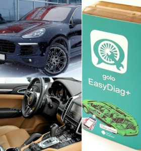 Launch Golo EasyDiag+ с планшетом