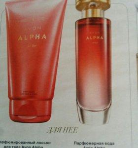 Женский парфюмерный набор AVON