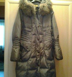 Пальто зимнее р.46