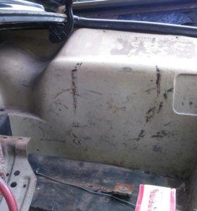 Пластик багажника 01-07 ваз