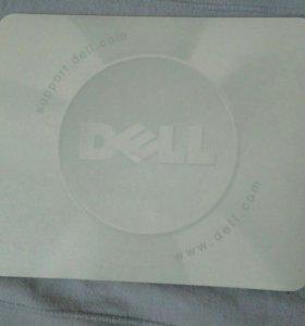 Новый коврик для мыши Dell в дар