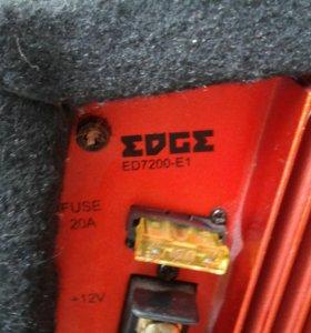 Сабвуфер edge ed7200-e1