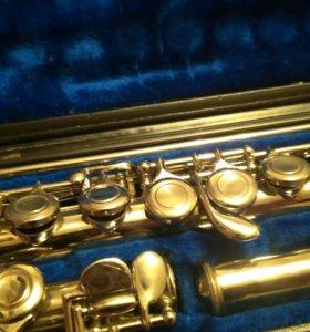 Флейта поперечная