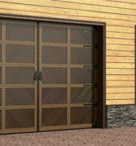 Автоматические ворота компании DoorHan.