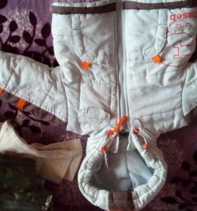 Курточка на весну осень
