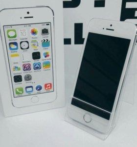 iPhone 5S 32gb white