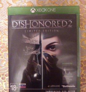 Dishonored 2 обмен