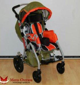 Прогулочная коляска для детей с ДЦП PR6109-41(P)