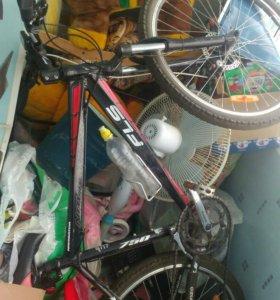 Велосипед FLS