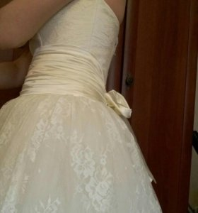 Выпускное(свадебное) платье