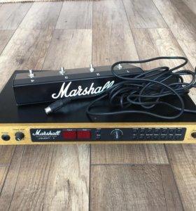 Ламповый гитарный предусилитель Marshall JMP-1
