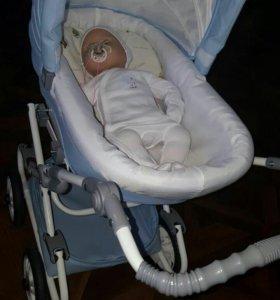 Продаю польскую коляску для кукол в идеальном сост