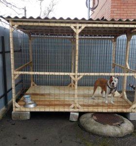 Дом для животных под ключ