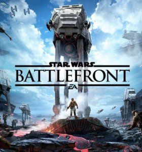 Новый диск для Xbox one battlefront
