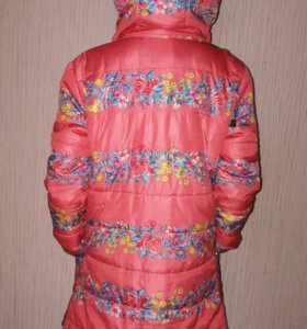 Куртка весна-осень 116-128