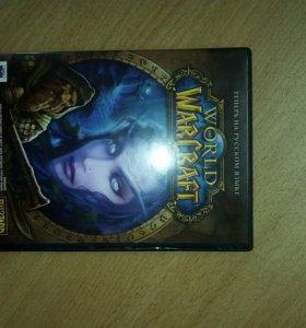 Диск World of Warcraft