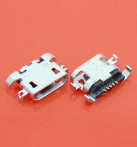 Замена гнезда USB