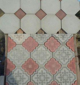Тратуарная плитка бордюрний камень брусчатка