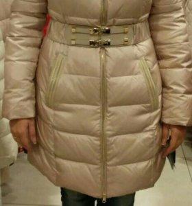 Продам отличный пуховик куртка