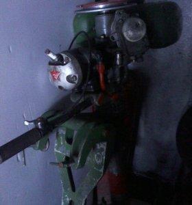 Лрдочный мотор