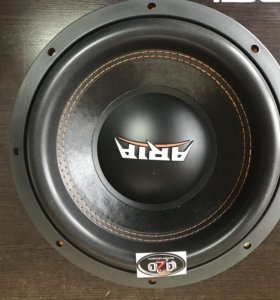 Новый мощный сабвуфер aria bz 12d4