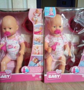 Новый кукла пупс