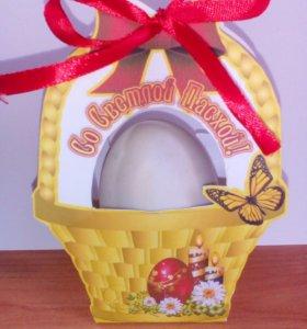 Корзиночки для яйца