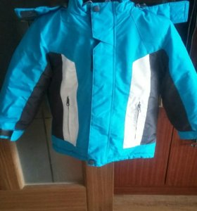 Куртка на мальчика, р-р 110