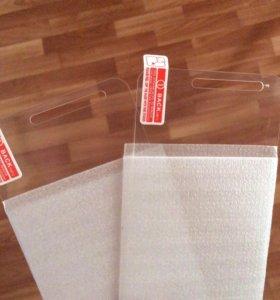 Продам 2 стекла защитных на ZTE A610
