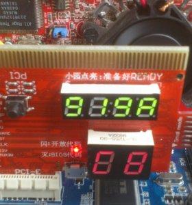 Пост-карта PCI-E, Mini PCI E