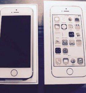 iPhone 5s gold 64gb