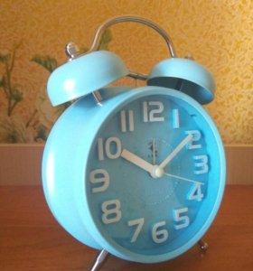 Часы,будильник!новый!