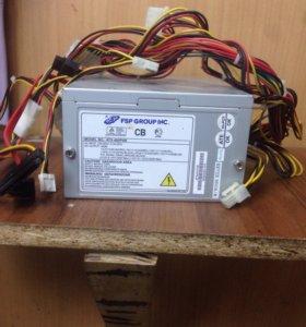 Блок питания от компьютера Atx-400pnr