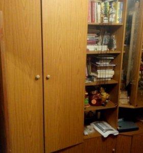 Стенка и шкаф для одежды