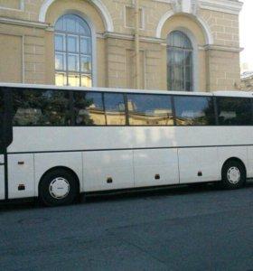 Экскурсии,аренда автобуса