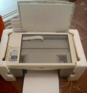 Принтер/сканер/копир Hp Deskjet f380