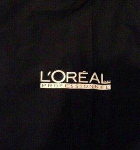 Фартук парикмахерский с логотипом L'Oreal, новый