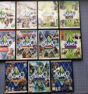 Компьютерные игры SIMS 3