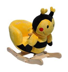 ‼️‼️‼️СРОЧНО! Качалка маятник пчелка