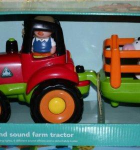 Elc трактор
